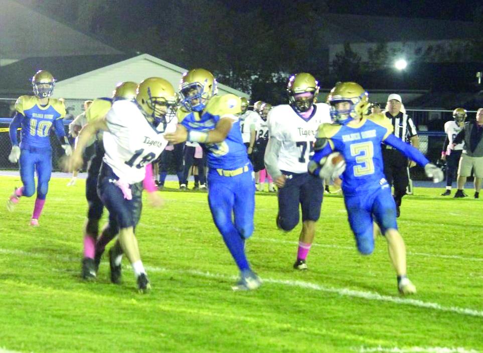 Granville sports round-up, Oct. 14, 2021